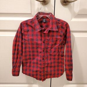 Boys Baby GAP button down shirt size 5T